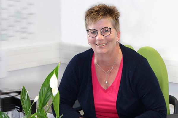 Getrud Hoffmann – Sachbearbeitung, Verwaltungsaufgaben