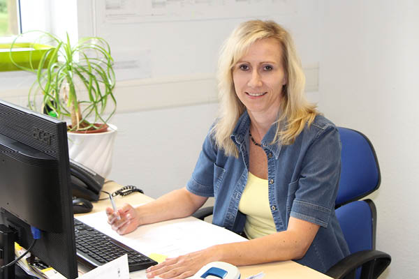 Jessica Mayer-Durke – Leitung Verwaltung