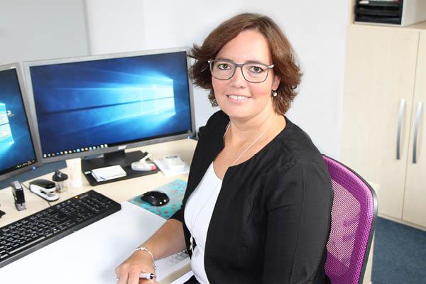 Kerstin Becker-Sturz – Buchhaltung APT Service
