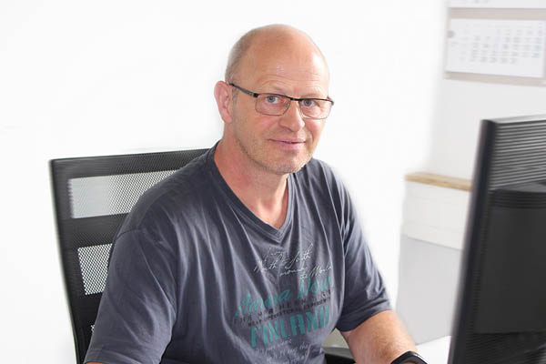 Ralf Mayer – Sachbearbeitung APT Prothesen