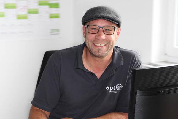 Thomas Tom Kipping - Geschäftsführer APT Service
