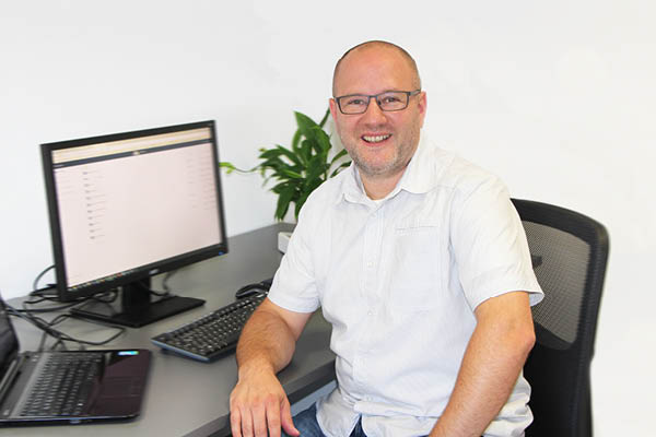 Christoph Kruse – Leitung zentrales Qualitätsmanagement, Orthopädietechniker