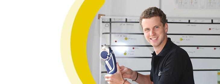 Hinter den Kulissen von APT Prothesen: Interview Peter Ferger