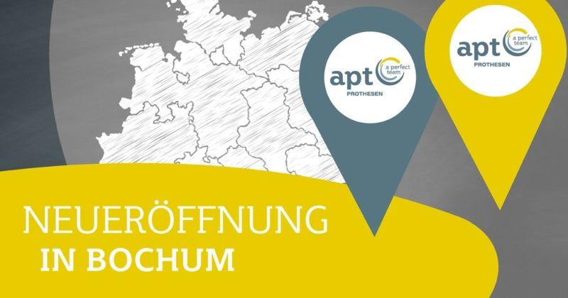 Standorteröffnung APT Prothesen in Bochum