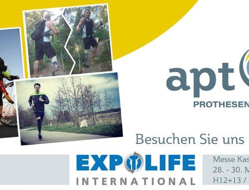APT auf der EXPOLIFE 2019