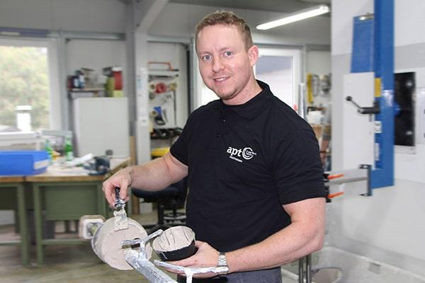 Alexander Sprecht - APT Prothesen Servicefertigung