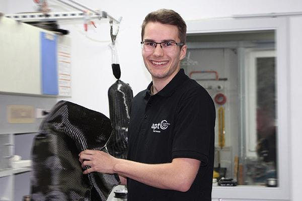 Henry Wiesinger - Orthopädietechnik-Mechaniker APT Trier