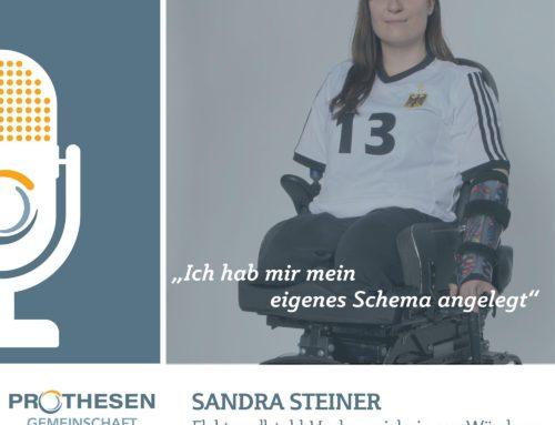 Prothesen Talk mit Sandra Steiner