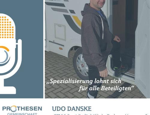 Prothesen Talk mit Orthopädietechnikermeister Udo Danske