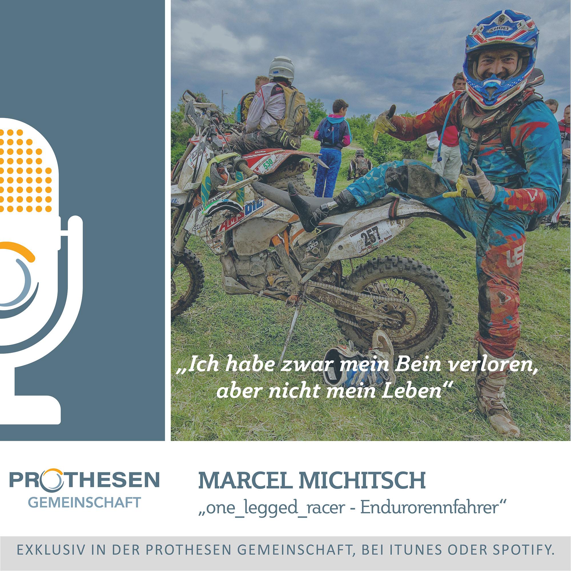 Prothesen Talk mit Marcel Michitsch
