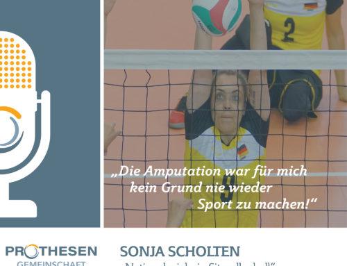 Prothesen Talk mit Sonja Scholten