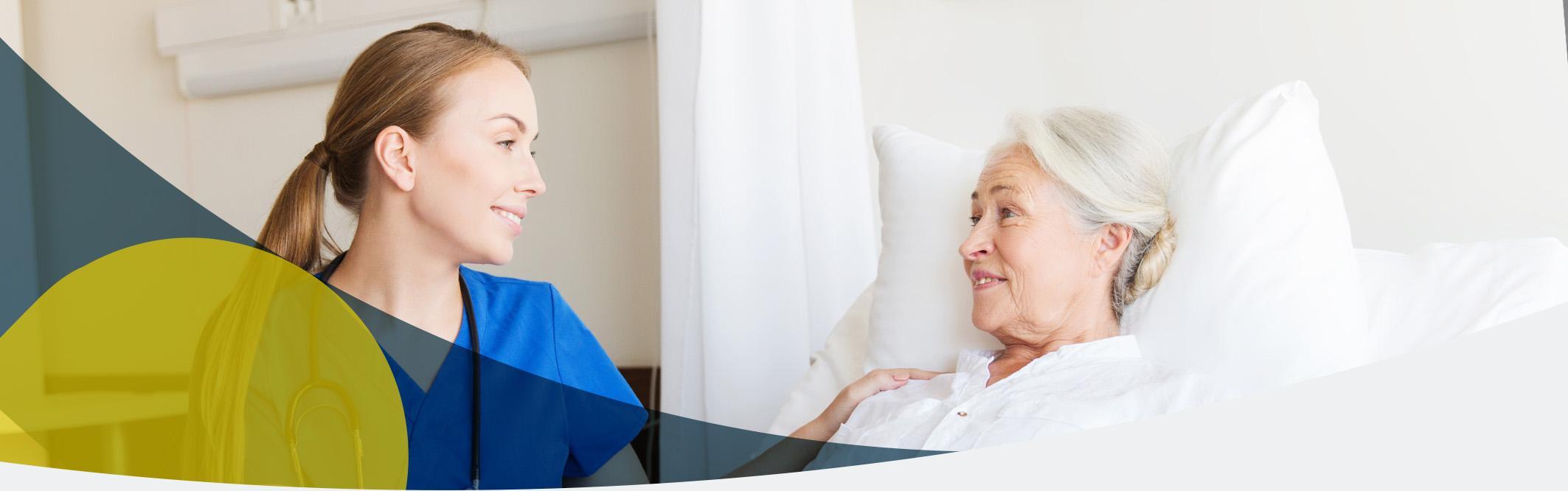 Erstversorgung bei Amputation - Vorbereitung für die Prothese
