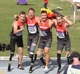 Paralympics Team 2016 - Gewinner