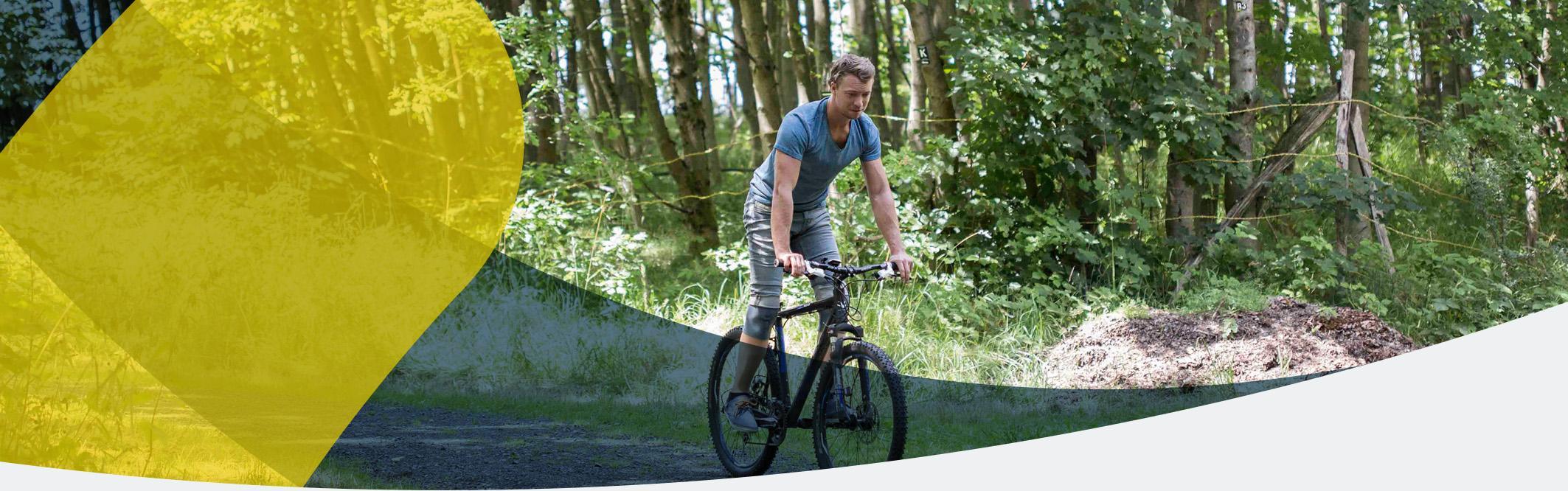 Erfahrungsbericht zu APT Prothesen von David Behre - Spitzensportler und Kunde