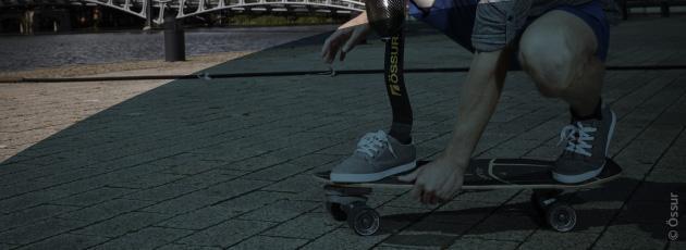 Prothesen: Beinprothesen bei APT