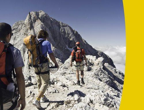 Bergtouren im Rätikon für amputierte Prothesenträger