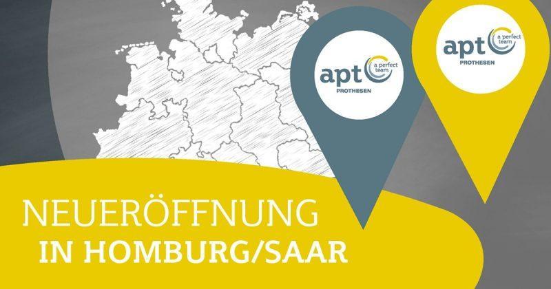 Neueröffnung am Standort Homburg - Saar