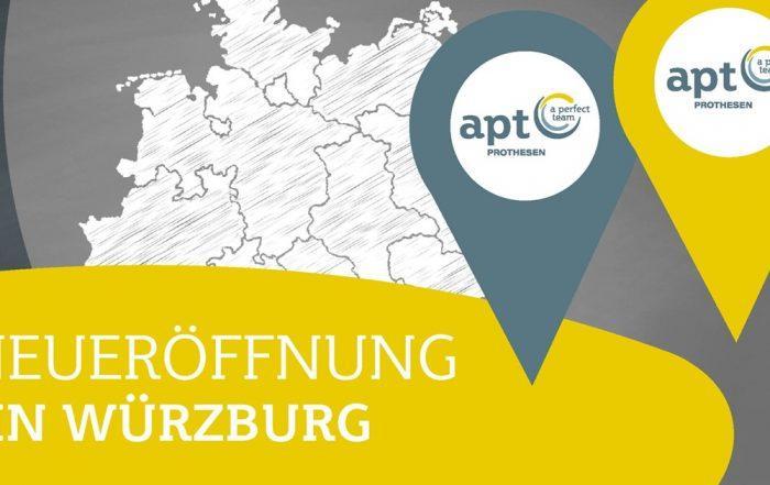 Neueröffnung am Standort Würzburg