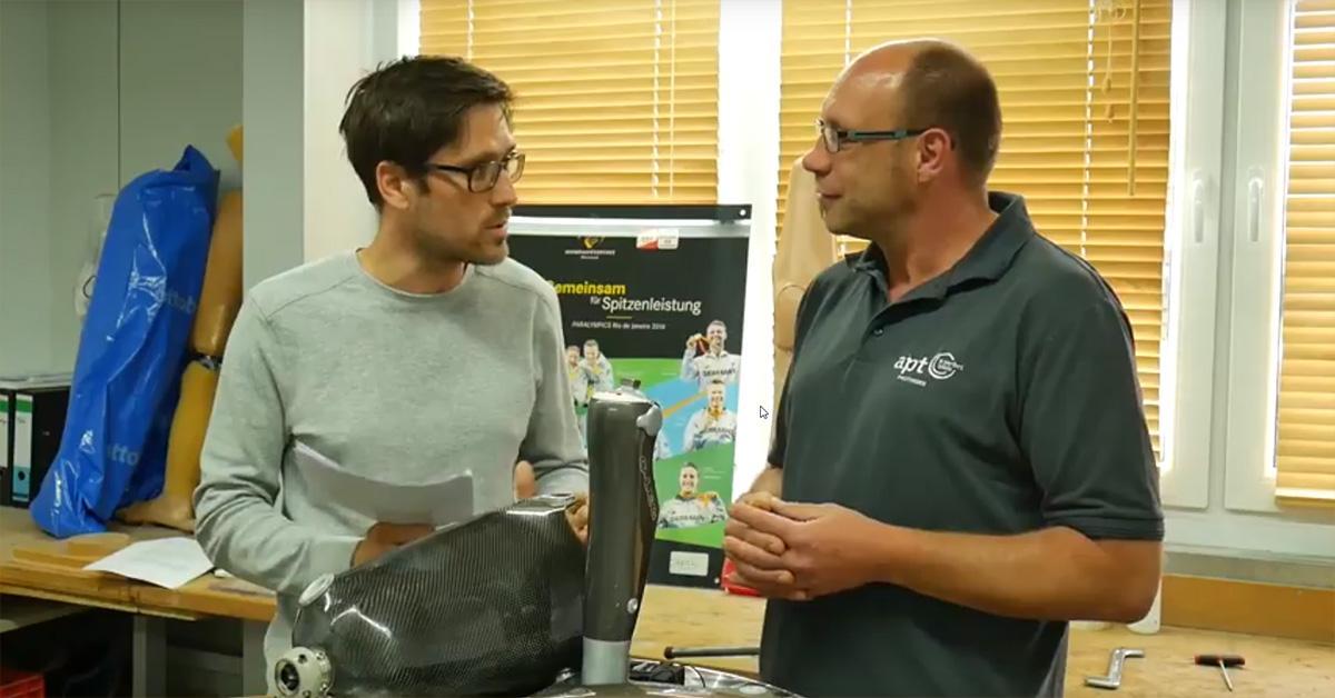 Interview - Thomas Kipping & Dr. Tobias Weigl